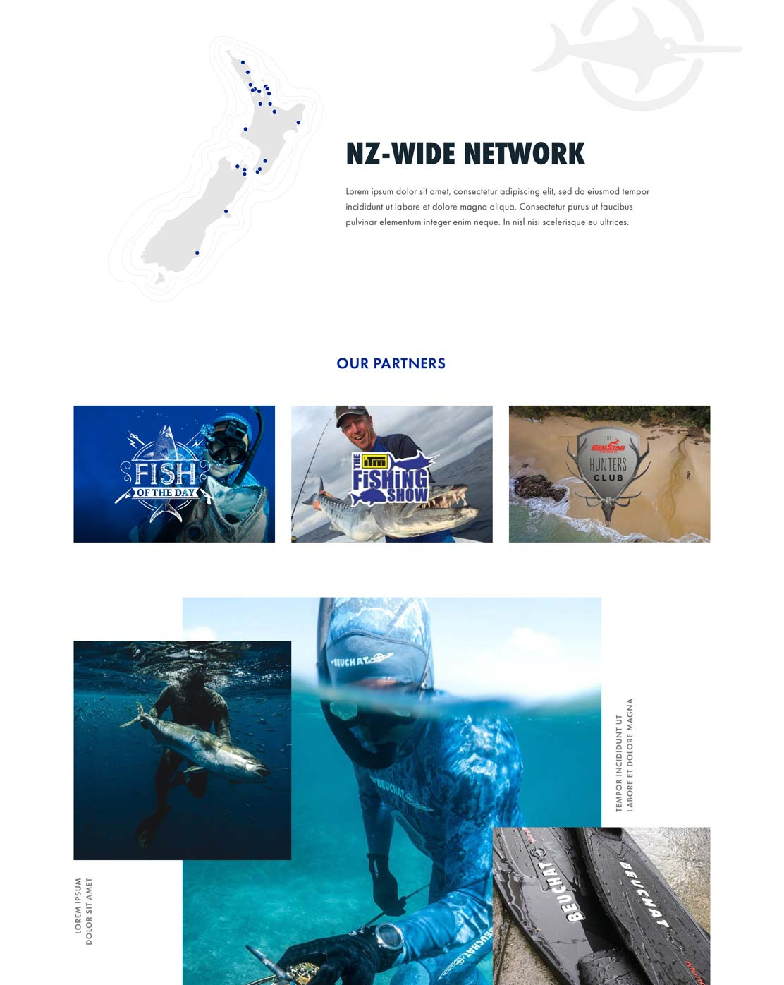 New look for New Zealand's premiere online skate and snow store